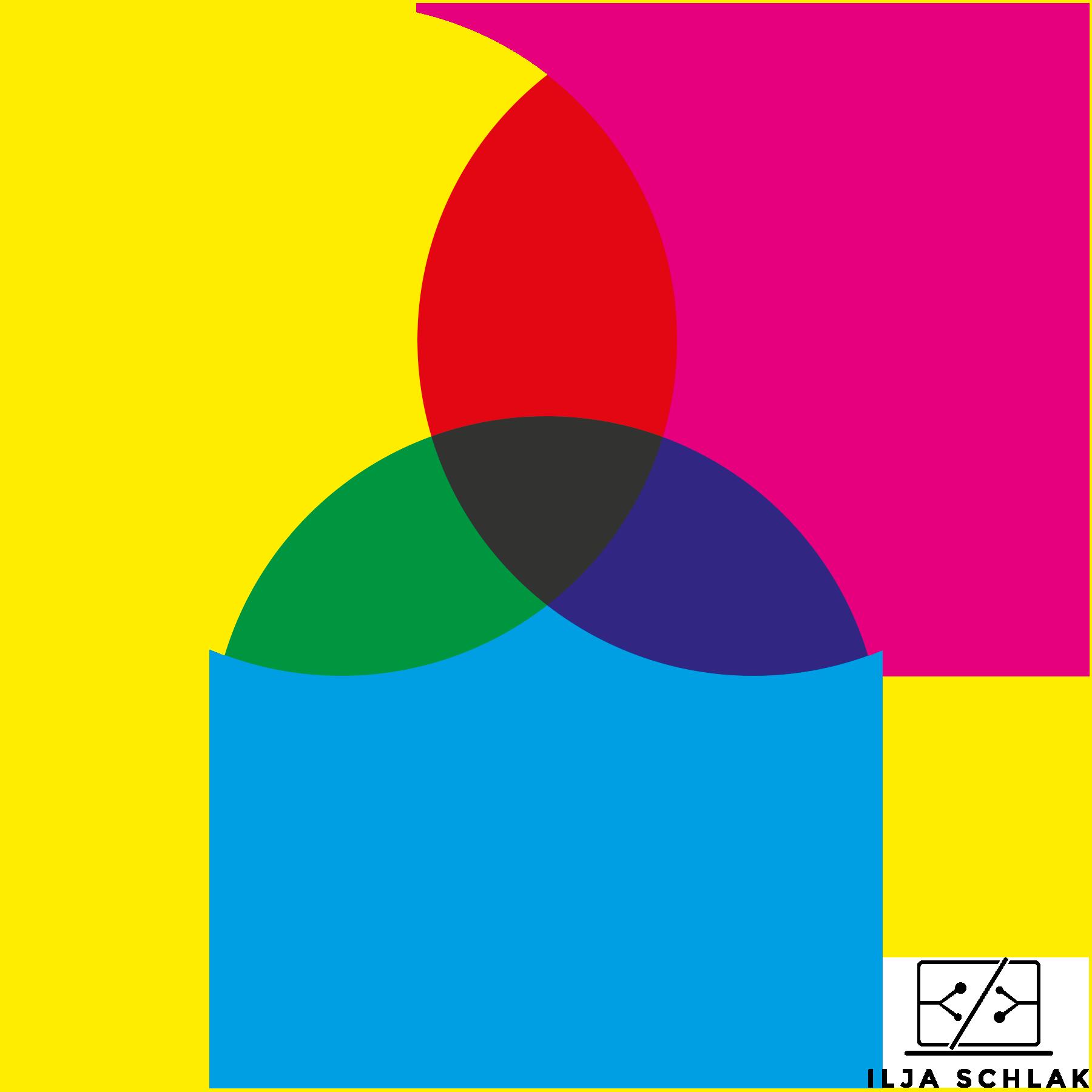 CMYK Farbmodell Webdesign Farbe