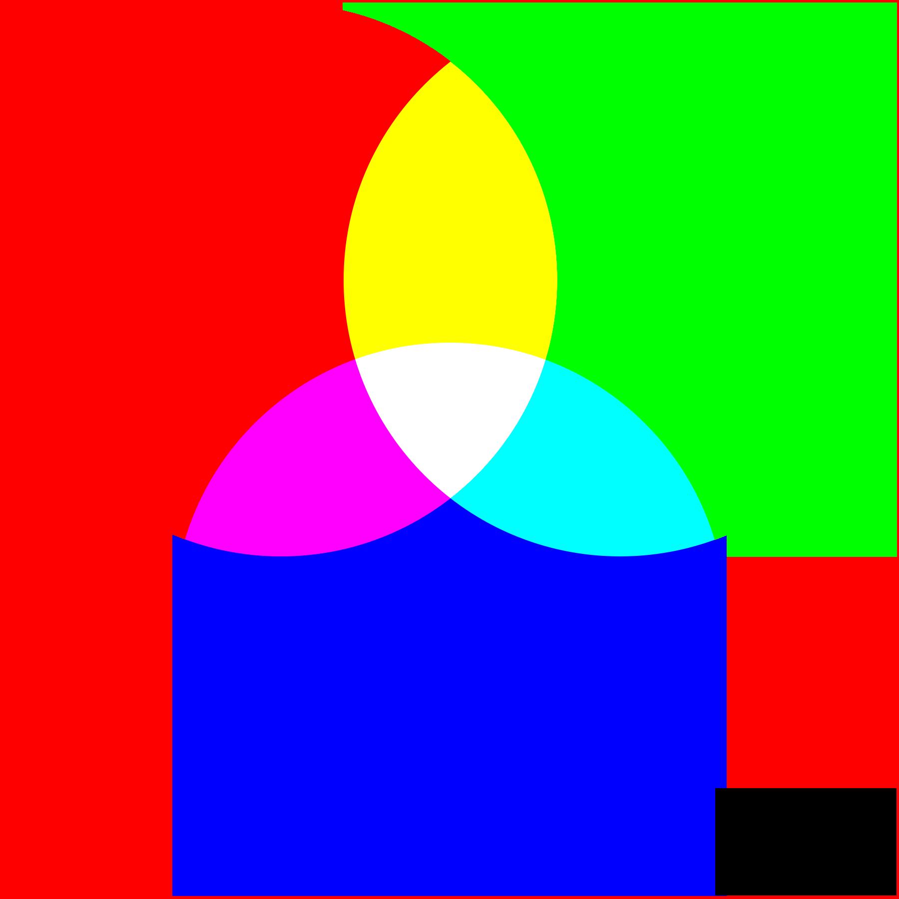 RGB Farbmodel Webdesign Farbe